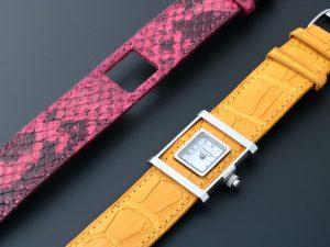 Lot #6613 – Ladies Pequignet Cameleone Watch With Extra Strap Cameleone Pequignet Cameleone
