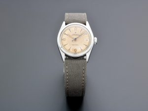 Lot #8923 – Vintage Rolex 6066 Oysterdate Precision Watch 6066 Rolex 6066