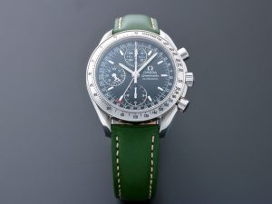 Lot #8953 – Omega Speedmaster Triple Calendar Watch 3523.50 Special Edition 3523.50 Omega