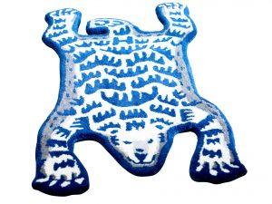 Lot #9309 – Human Made Polar Bear Rug Nigo Size Small Human Made [tag]