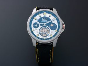 Lot #8930 – Strumenti Nautici Tourbillon SNS04 Watch Stainless Steel Strumenti Nautici Tourbillon Limited edition
