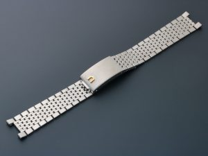 Lot #8966 – Universal Geneve Gay Freres NOS 18mm Watch Bracelet Vintage Stainless Steel Universal Geneve Gay Freres