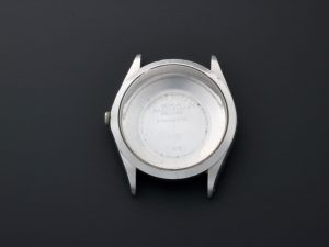 Lot #8920 – Rolex Air-King 5500 Stainless Steel Watch Case 5500 Rolex Air-King Watch Case