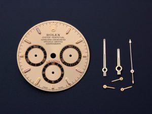 Lot #8956 – Rolex Daytona #16528 Swiss Made Watch Zenith Dial + Hand Set 16528 Rolex 16528 Dial