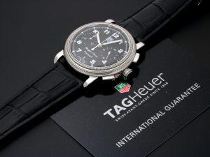 Lot #6726A – Tag Heuer CX2110 Targa Florio Chronograph Watch CX2110 Chronograph