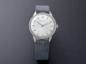 Lot #6730 – Rare IWC Platinum Watch Caliber 89 IWC International Watch Co