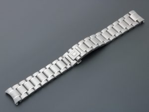 Lot #6738 – Omega Speedmaster 18MM 1562/850 Watch Bracelet 1562/850 Omega 1562/850