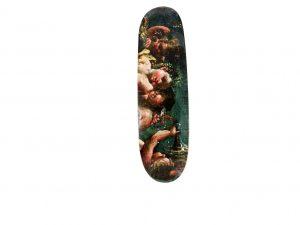 Lot #7286 – Supreme Bacchanal Skateboard Skate Deck Skateboard Decks [tag]