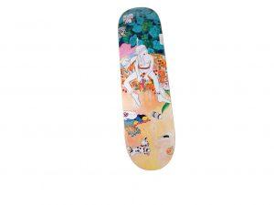 Lot #10612 – Supreme Bedroom Skateboard Skate Deck Skateboard Decks [tag]
