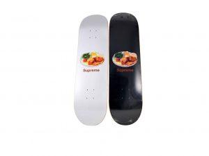 Lot #11105 – Chicken Dinner Supreme Skateboard Deck Set Skateboard Decks Skateboard