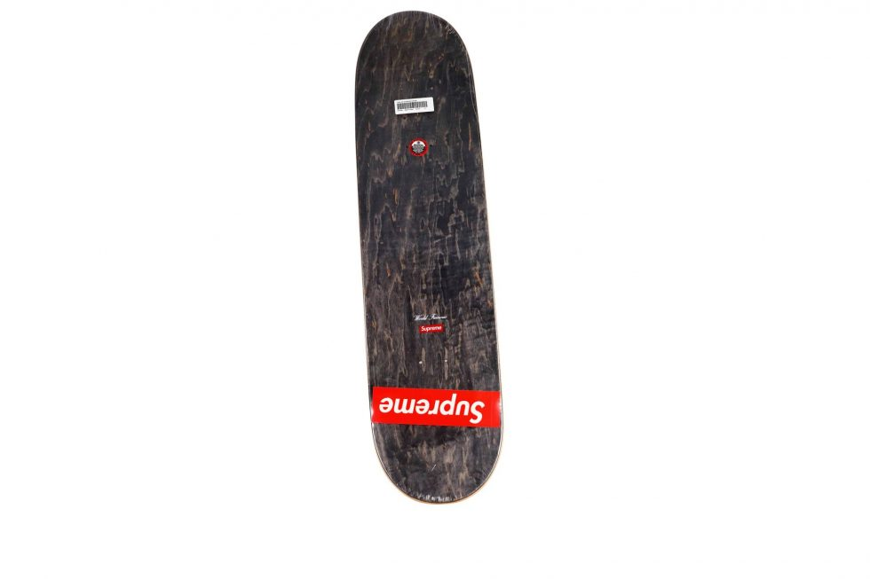 Supreme Tupac Hologram Skateboard Deck