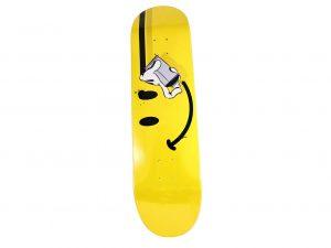 Lot #10603– OG Slick Skateboard Skate Deck ComplexCon Skateboard Decks [tag]