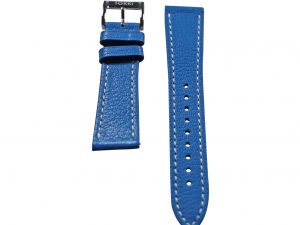 Lot #6405C – Tokki Project Etesian Neptune Sheep Skin Watch Strap 22MM 22mm Straps [tag]