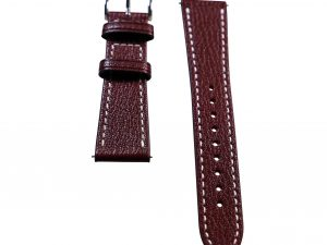 Lot #6405D – Tokki Project Etesian Bacchus Wine Sheep Skin Watch Strap 22MM 22mm Straps [tag]