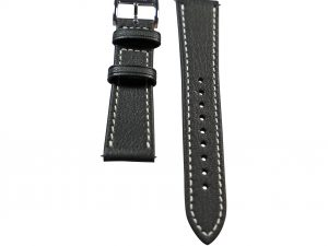 Lot #6406 – Tokki Project Demeter Green Sheep Skin Watch Strap 22MM 22mm Straps [tag]
