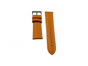 Lot #6418 – Tokki Project Coromuel Baja Leather Watch Strap 20MM 20mm Straps [tag]