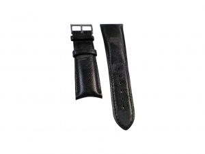 Lot #6428 – Dunhill Leather Watch Strap 22MM With Dunhill Tang Buckle 22mm Straps [tag]