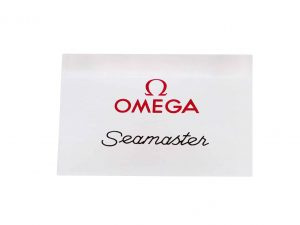 Lot #6793 – Omega Seamaster Display Sign Omega [tag]