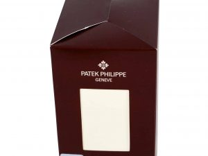 Lot #6801 – Patek Philippe Watch Box Omega [tag]