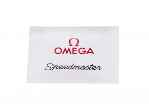 Lot #6809 – Omega Speedmaster Display Sign Omega [tag]