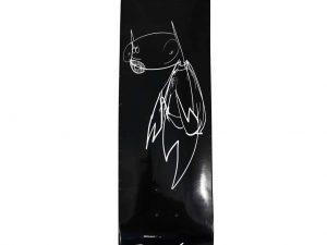 Lot #11271– Johnny by Futura Laboratories FL Skateboard Deck Futura Futura 2000