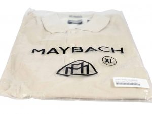 Lot #9073 – Maybach Polo Shirt Size XL Various Maybach