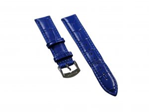 Lot #6440 – Bvlgari 16mm Tang Buckle with 20mm Generic Leather Strap Bvlgari [tag]