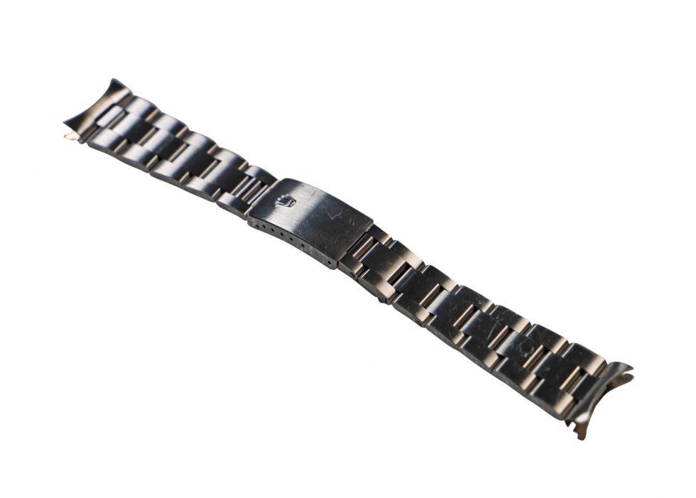 Lot #6450 – Rolex 78350 Oyster Watch Bracelet 19mm With 557B End Pieces Watch Bracelets [tag]