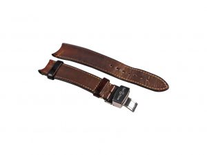 Lot #6480 – Bell & Ross Deployant Watch Buckle With BR Leather Strap Bell & Ross [tag]