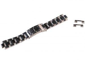 Lot #6486 – Tutima 793 Chronograph 20mm Watch Bracelet Watch Bracelets [tag]