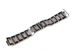 Lot #6491 – Bvlgari Rettangolo 19mm Watch Bracelet RT45S Bvlgari [tag]