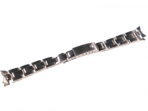 Lot #6503 – Rolex 7834 Crimped Oyster Bracelet With 266 End Pieces 13mm Ladies Rolex [tag]