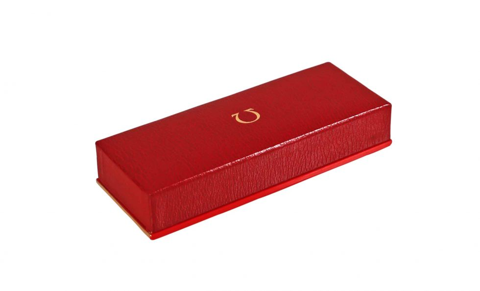 Lot #11024 – Omega Watch Box Vintage Watch Parts & Boxes [tag]
