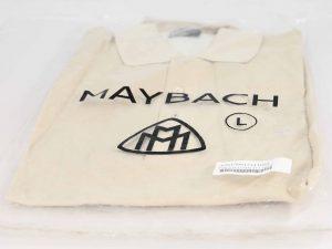 Lot #9014 – Maybach Polo Shirt Size L Various Maybach