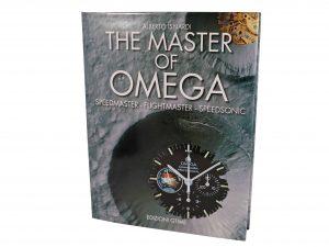 Lot #11494 – The Master of Omega Speedmaster Flightmaster Speedsonic Book by Alberto Isnardi Collector's Bookshelf [tag]
