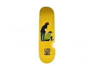Lot #8536A –  Yusuke Hanai Team x Lesque Skateboard Skate Deck Skateboard Decks Yusuke Hanai Team