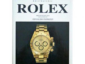 Lot #11359 – Orologi Da Polso Rolex Wrist Watches Book by Patrizzi Collector's Bookshelf [tag]