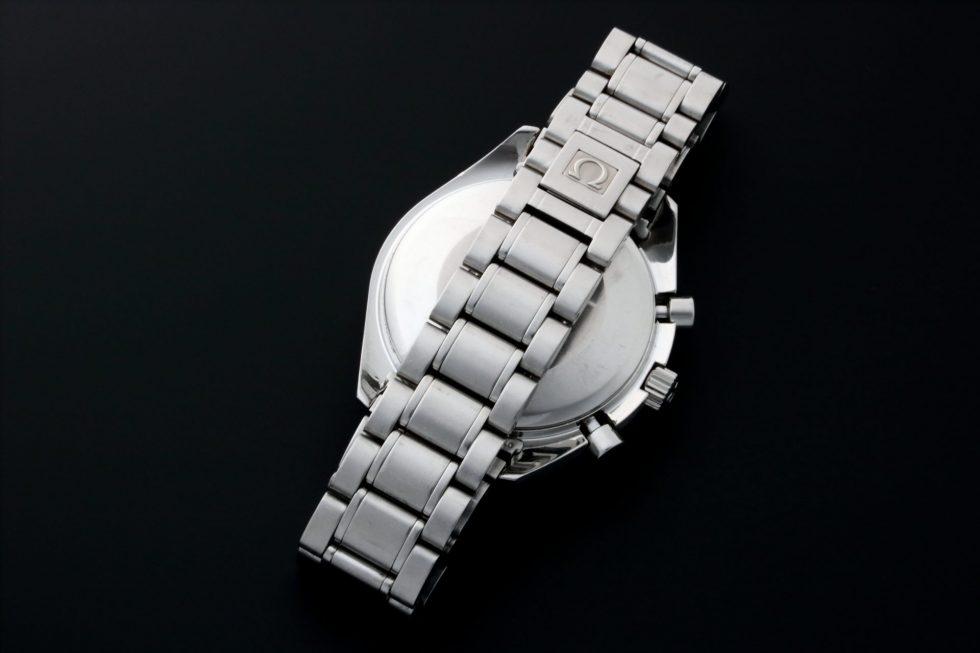 Lot #10914 – Omega Speedmaster Triple Calendar Watch 3523.51 Special Edition 3523.51 Omega 3523.51.00