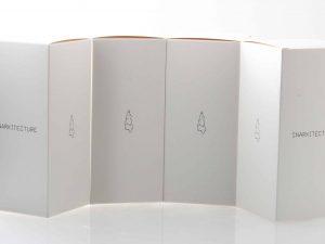 Lot #11181 – Daniel Arsham Snarkitecture Snowman Set of 4 Seletti White Art Toys Daniel Arsham