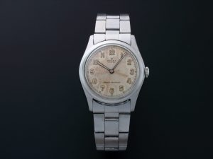 Lot #10525 – Vintage Rolex 4377/4361 Oyster Watch Double Stamped 4361 Rolex 4361