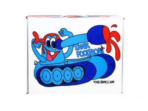 Lot #9151 – Todd James x Case Studyo Tank Pool Float Various Todd James