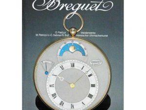 Lot #10034 – Breguet Watch Book Osvaldo Patrizzi & Jean-Claude Sabrier Breguet Breguet
