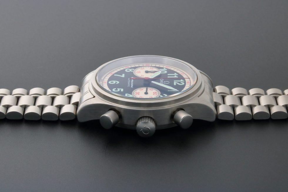 Lot #9202 – Omega 5241.51 Dynamic Targa Florio Chronograph Watch Dynamic Chronograph