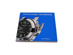 Lot #6515 – Officine Panerai Storici History Watch Booklet Ephemera [tag]