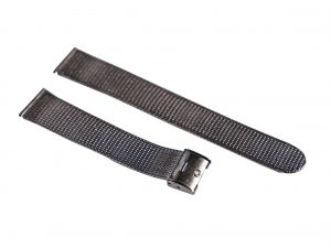 Lot #6525 – Omega 2038 Milanese Mesh 18MM Watch Bracelet 2038 [tag]