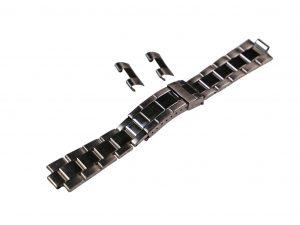 Lot #6529 – Tutima 20mm Watch Bracelet 793 Chronograph Band Watch Bracelets [tag]