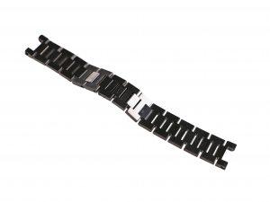 Lot #6535 – Cartier Pasha Chronograph Watch Bracelet 18MM Band Cartier [tag]