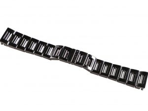 Lot #6551 – Bvlgari Rettangolo RT45 Watch Bracelet 18MM Band Bvlgari [tag]