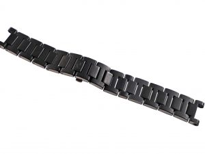 Lot #6560 – Cartier Pasha Seatimer 22MM Watch Bracelet Rubber Stainless Steel Cartier [tag]