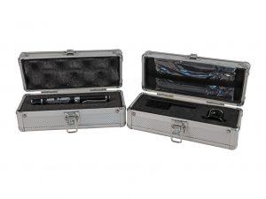 Lot #6596 – Omega Speedmaster 40th Anniversary Moon Pen & Loupe, Brush, Cloth Kit Set Accessories [tag]